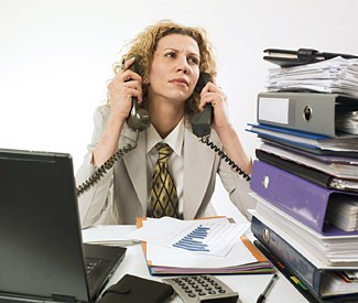 Top Signs You Are Overwhelmed At Work